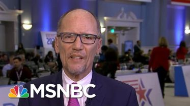 Democrats: We Have Been 'Very Clear In Our Opposition To Authoritarian Leaders' | MTP Daily | MSNBC 6