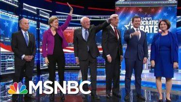Obama's Debate Guru: Bernie Winning, 'Risk' In Attacking Him | The Beat With Ari Melber | MSNBC 6