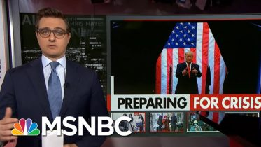 Chris Hayes: Trump Is Worried Coronavirus Will Be Bad For His Re-Election | All In | MSNBC 5