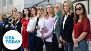 Silence Breakers react to Harvey Weinstein guilty verdict | USA TODAY 3