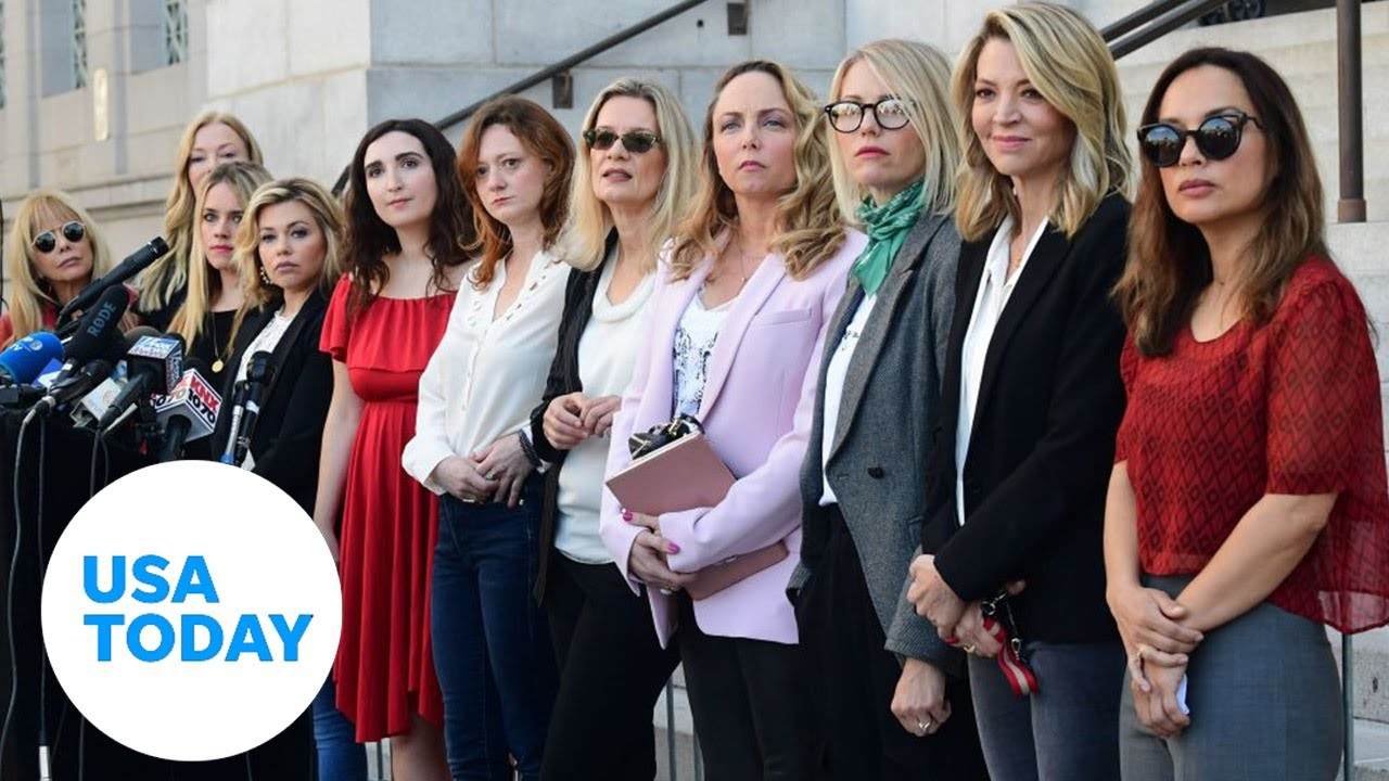 Silence Breakers react to Harvey Weinstein guilty verdict | USA TODAY 6