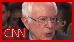Bernie Sanders shrugs off attacks at South Carolina debate 4