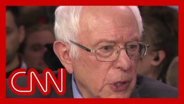 Bernie Sanders shrugs off attacks at South Carolina debate 6
