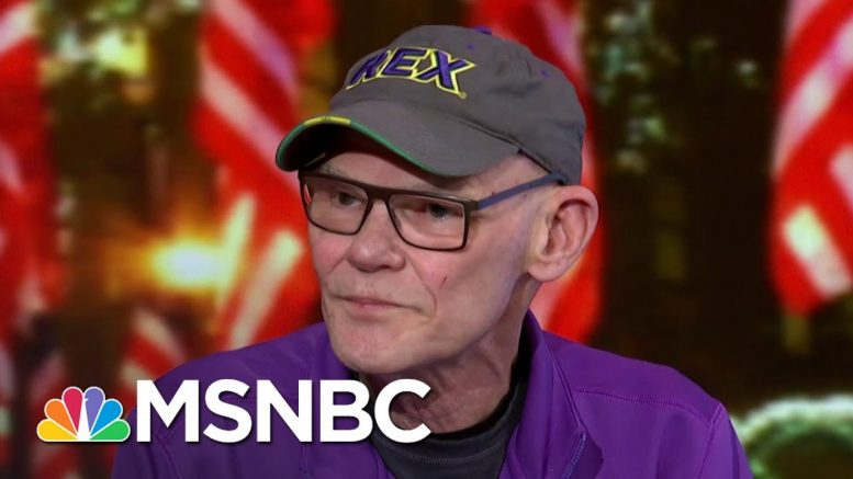 James Carville: Joe Biden Has To Win South Carolina | The 11th Hour | MSNBC 1