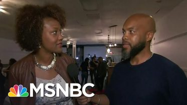 Black Voters Matter Watch Party Reacts To SC Democratic Debate   The 11th Hour   MSNBC 10