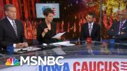 Chaos In Iowa: Caucus Results Unclear After Reporting Issues | MSNBC 3