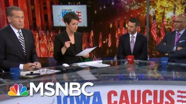 Chaos In Iowa: Caucus Results Unclear After Reporting Issues | MSNBC 10