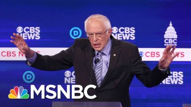 'It's A Hard No': Sanders Rejects Bloomberg's Cash In General Election | The 11th Hour | MSNBC 6