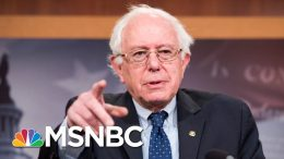 Sen. Bernie Sanders Gets His Turn In The Hot Seat At Debate | Morning Joe | MSNBC 3