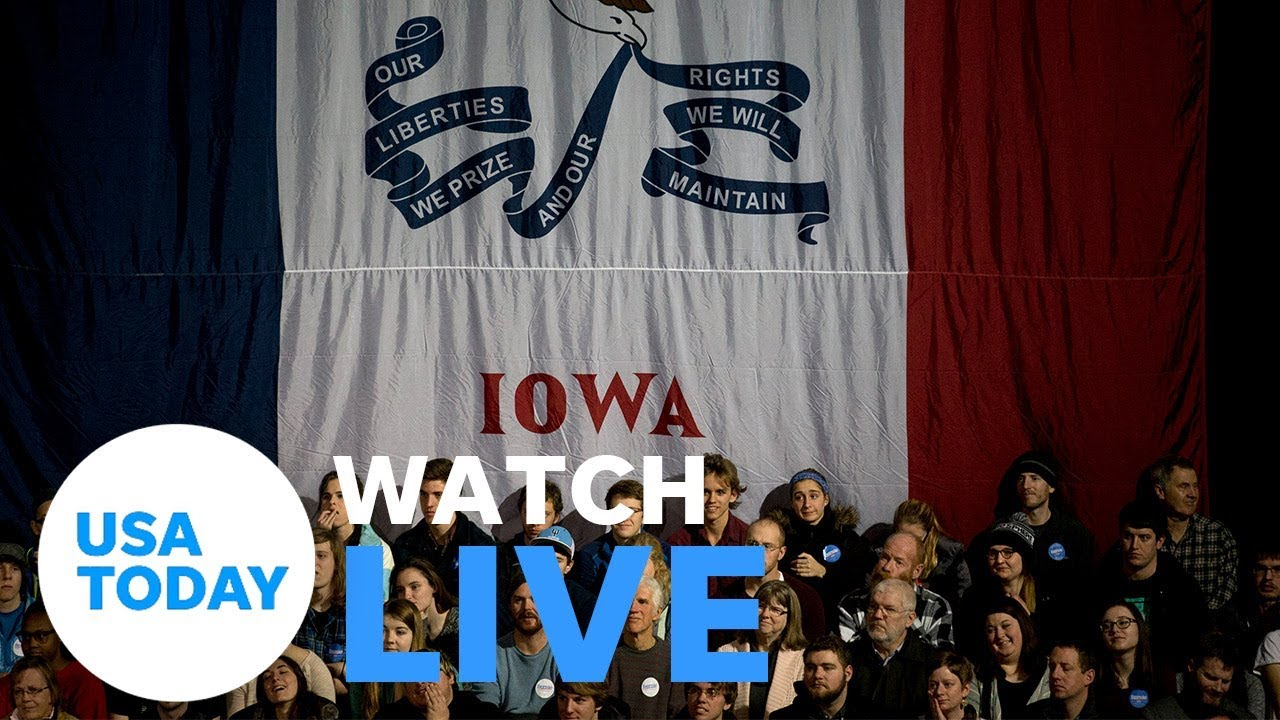 Iowa Caucus and candidate parties: Live coverage and analysis (LIVE)   USA TODAY 1