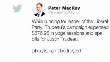Will MacKay's social media attacks on Trudeau backfire? 6