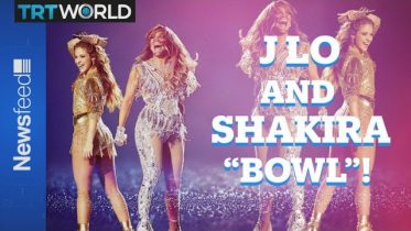 Latina superstars wow social media with halftime show 6