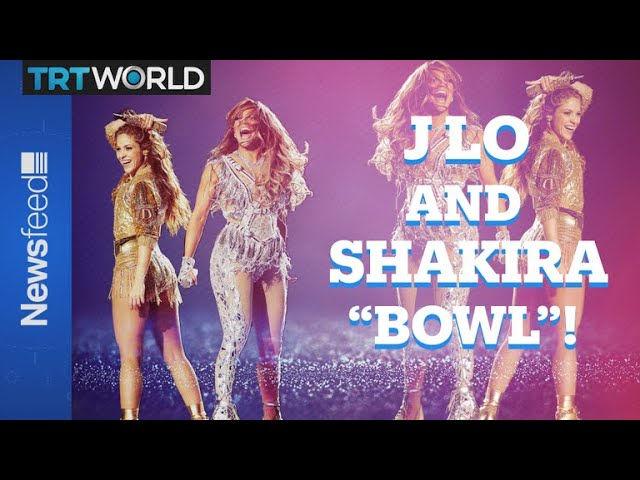Latina superstars wow social media with halftime show 8