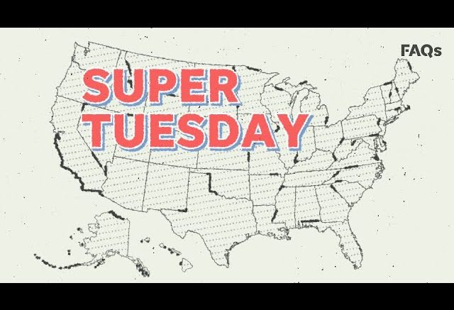 Why Super Tuesday is a dealbreaker for presidential candidates | Just The FAQs 1