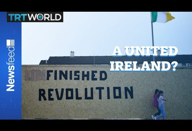Behind The Demand for A United Ireland 1
