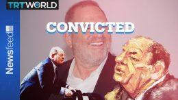Harvey Weinstein faces jail 6