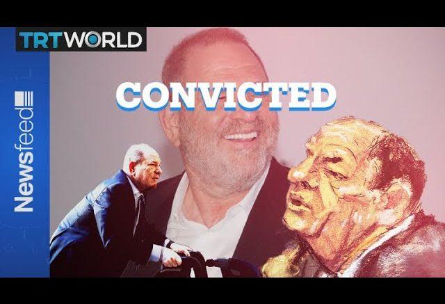 Harvey Weinstein faces jail 1