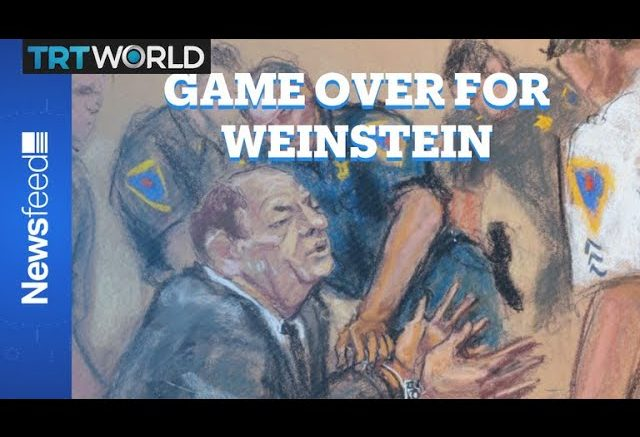 Harvey Weinstein is guilty and the internet celebrates 1