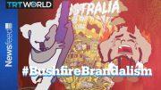 Bushfire Brandalism : A guerrilla campaign 4