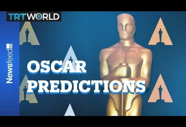 Here are our #Oscars predictions 1