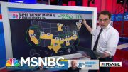 California's Crucial Role On Super Tuesday | MSNBC 4