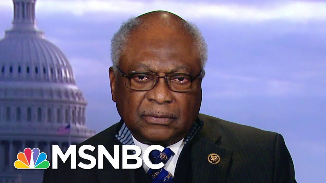 Rep. Jim Clyburn: Biden Will 'Do Very Well' In Southern States   Craig Melvin   MSNBC 7