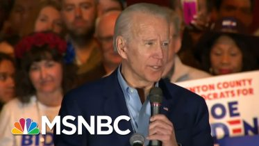 Joe Biden Picks Up Momentum With Buttigieg, Klobuchar, O'Rourke Endorsements - Day That Was | MSNBC 6