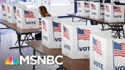 Joe Biden Wins Virginia And Bernie Sanders Wins Vermont, NBC News Projects | MSNBC 5