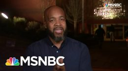 'Normalcy,' 'Decency' Cited By Voters As Biden Takes Alabama | Rachel Maddow | MSNBC 1