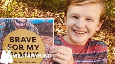 Soldier's son teaches other kids to be brave | Militarykind 6