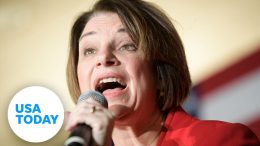 Amy Klobuchar ends presidential campaign ahead of Super Tuesday | USA TODAY 1