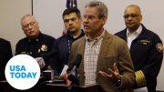 Nashville Gov. Bill Lee and Mayor John Cooper speak after tornado hits   USA TODAY 4