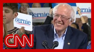 Bernie Sanders makes bold promise to supporters 10