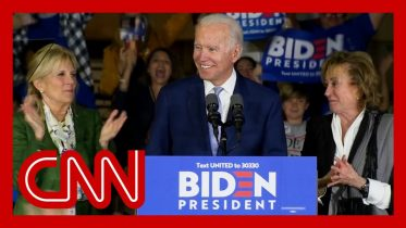 Biden addresses supporters: This campaign will send Trump packing 3