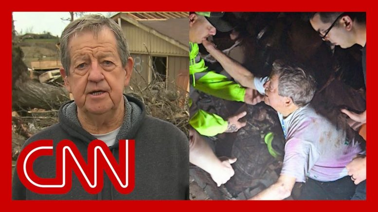 Survivor describes dramatic rescue after deadliest US tornado day in 7 years 1