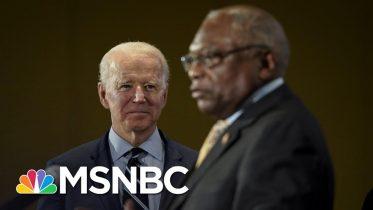 Al Sharpton: James Clyburn's Endorsement Meant A Lot For Biden | MSNBC 5