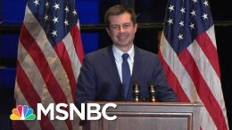 Buttigieg Suspends 2020 Race To 'Bring Our Party And Country Together' | MSNBC 4