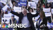 Steve Kornacki: This Was Supposed To Be Sanders' Big Night | Morning Joe | MSNBC 2