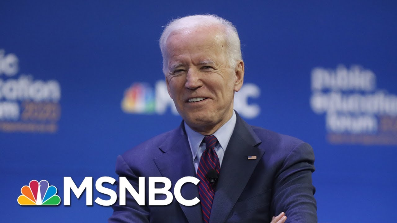 After Super Tuesday, Will It Be Tough To Catch Biden? | Morning Joe | MSNBC 11