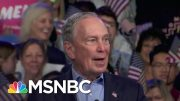 Bloomberg Drops Out Of Presidential Race, Backing Biden | MSNBC 3