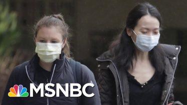 U.S. Coronavirus Death Toll Rises To 9 | Velshi & Ruhle | MSNBC 5