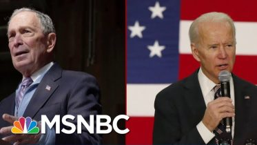 Bloomberg Camp. Mgr On Biden Rise: It's Dramatic & Real, But Primary Is Not Over | Deadline | MSNBC 6