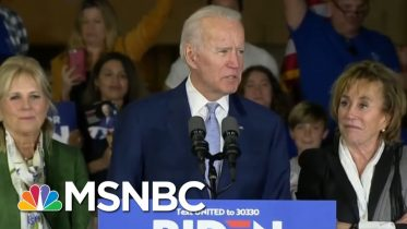 After Biden's Successful Super Tuesday, Everything Has Changed In The Primary | MTP Daily | MSNBC 6