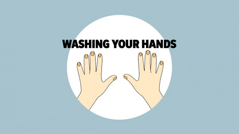 The best way to wash your hands to help prevent diseases, like coronavirus | Just The FAQs 1
