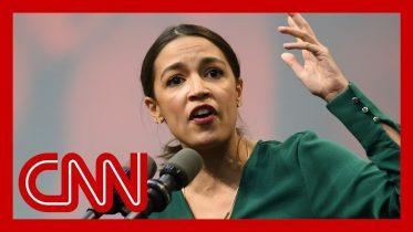 Alexandria Ocasio-Cortez: Bernie Sanders is the stronger candidate 6