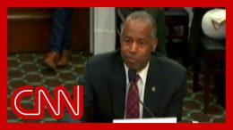 See confrontation between Ben Carson and lawmaker over transgender rights 1