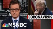 Chris Hayes On Trump's Failing Response To Coronavirus | All In | MSNBC 3