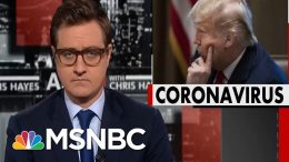 Chris Hayes On Trump's Failing Response To Coronavirus | All In | MSNBC 2