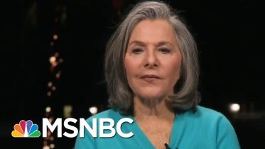 Barbara Boxer On Why She Waited To Endorse Joe Biden | All In | MSNBC 6