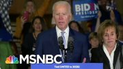 Eyeing New Path To Beating Trump, Dems Study Biden's Comeback | The Beat With Ari Melber | MSNBC 2